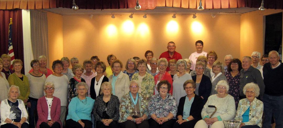 Paulding County Hospital hosts volunteer brunch