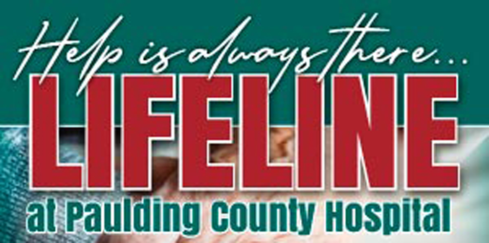 Lifeline at Paulding County Hospital | Paulding County Hospital