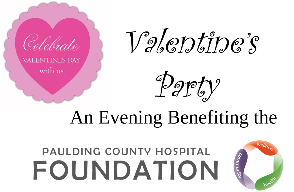 Valentine's Party to benefit Paulding County Hospital Foundation
